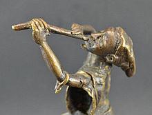 DermÈ Morou bronze