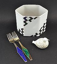 Lot Scandinavian items