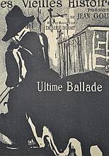 Henri de Toulouse-Lautrec (1864?1901)  Music cover