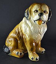 Gipsen hond