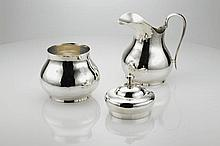 Buccellati Tea & Coffee Set - Italian Silver