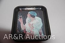 Coca Cola Tray - 1973                                                    Size