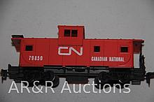 End Caboose  Canadian National Railroad CN - HO Scale - 79850