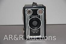 Vintage Brownie Camera - Target Six -16