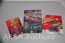 Cars - Johnny Lightning Stock Car, Hot Rods