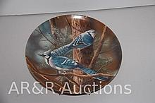 Plate - Blue Jays by Knowles