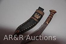 Knife - Nepal - Kukri or Gurka