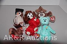 Beanie Babies 6 each
