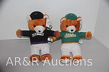 Bears - MLB Rockies and A's