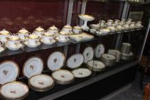 Extensive Royal Copenhagen Dinner Service,
