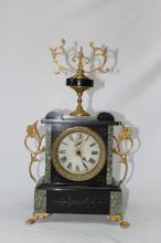 Early 20th Century French Mantle Clock,