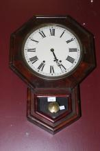 Ansonia Wall Clock,