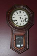 Ansonia Regulator Clock,