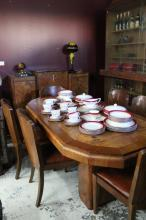 Art Deco Dining Suite,