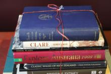 Ten Assorted Reference Books,