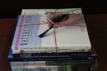 Six Assorted Reference Books,