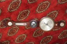 Victorian Banjo Barometer,