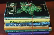 Eight Botanical Reference Books,