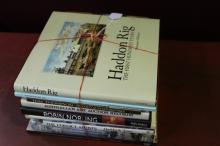 Nine Australian Art Reference Books,