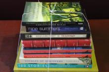 Ten Assorted Books,