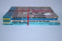 Five Books on Japanese Prints,