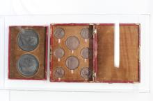 Boxed Set of  Napoleon Medals,