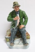 Royal Doulton Porcelain Figure,