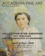 Collection d'un Amateur: 280 Tableaux Impressionnistes et Modernes