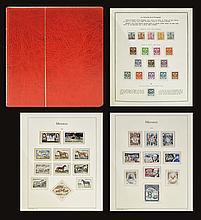 LEUCHTTURM - PRINCIPAUTE DE MONACO Les timbres-poste 1970-1985