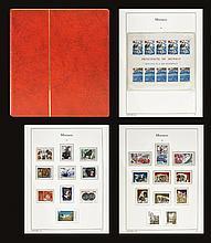 LEUCHTTURM - PRINCIPAUTE DE MONACO Les timbres-poste 1986-1997