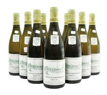 CORTON CHARLEMAGNE GRAND CRU BLANC, GENOT-BOULANGER 1998 Bourgogne, Côte de Beaune, Corton-Charlemagne