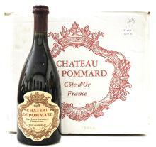 CHÂTEAU DE POMMARD, JL Laplanche 1998 Bourgogne, Côte de Beaune, Pommard