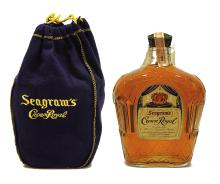 SEAGRAM?S CROWN ROYAL 1961 Whisky