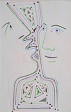 JEAN COCTEAU (1889-1963), d'après Marrakech, 1957