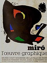 JOAN MIRO (1893-1983) L'aeuvre Graphique