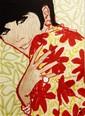 RENE GRUAU (1909-2004) Lizza Minelli