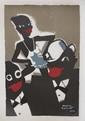 PAUL COLIN (1892-1985) Josephine Baker
