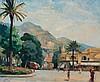 A.R. REYNA, France 20ème Monaco, vers l'Avenue des Spélugues