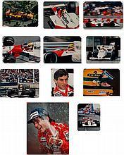 STEFAN C. SCHMID, Allemagne Ayrton Senna à Monaco