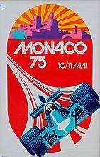 MONACO GRAND-PRIX 1975