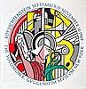 ROY LICHTENSTEIN (1923-1997) Solomon Guggenheim New York Museum 1969
