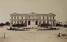 MONACO, VUE DU CASINO ca.1865