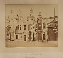 EXPOSITION UNIVERSELLE DE 1878