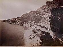 VUE DE MONACO ET CAP D'AIL, 1869