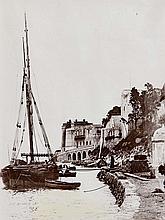 LA POINTE DU VIEUX PORT, LE QUAI SUD vers 1890