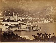 JEAN GILETTA (1856-1933) « Monte-Carlo, Le Tir aux Pigeons » ca.1880