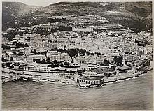 VUE AERIENNE DE MONACO ca.1930