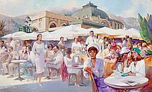 VIACHESLAV PLOTNIKOV (1962) - « Café de Paris »
