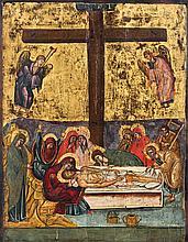 ECOLE DALMATE DU 14ème siècle