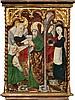 ECOLE FRANCAISE D'AVIGNON DU 15ème siècle